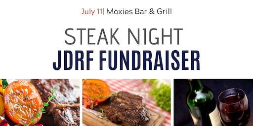 Steak Night for JDRF