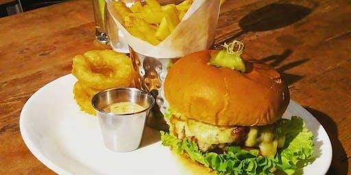 Burger & Beer Wednesday Nights £10.50