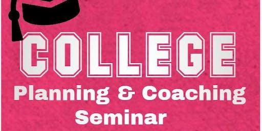 College Planning & Coaching Seminar