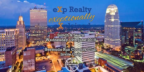 eXp Lunch & Learn - How to create an international real estate company! tickets