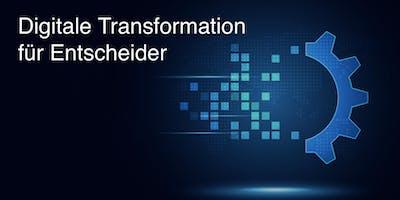 Digitale Transformation für Entscheider (Workshop)