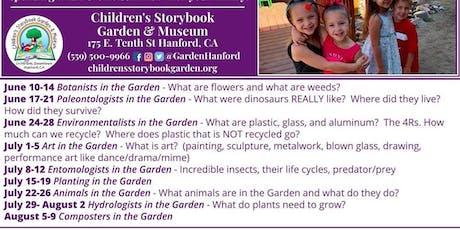Summer Camp - Planting in the Garden tickets
