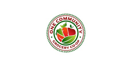 OCGC Turns 1yr $3.00 Meals with One Community Grocery Co-op tickets