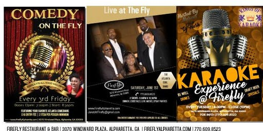 Back by Popular Demand, The Atlanta Soul Band Live at Firefly this Saturday