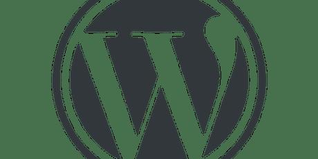 WordPress tickets