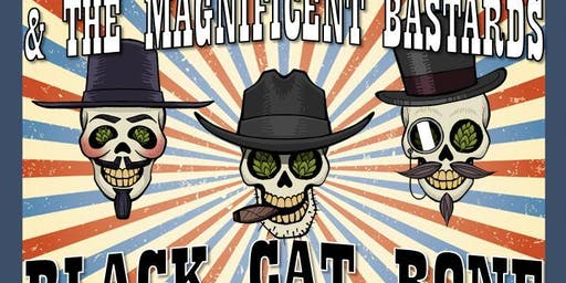 Ernie Clark & the Magnificent Bastards, Hellbound Drifters, Black Cat Bone