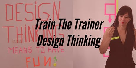 Design Thinking - Train the Trainer - 3 Tagesseminar Tickets
