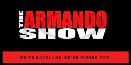 The Armando Show tickets