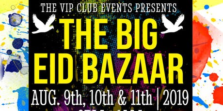 The Big Eid Bazaar tickets