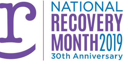 National Recovery Month Celebration