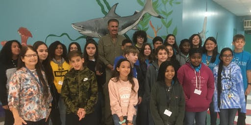 SHARK CAMP - Migrating into Middle School at New River