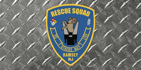 3rd Ramsey Rescue Squad Beefsteak Fundraiser tickets