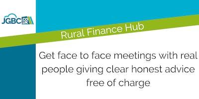 Rural Financial Hub Launch