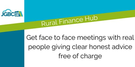 Rural Financial Hub Launch tickets
