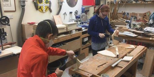 Juniors - Monday 19th August 9.30am-1.30pm,  DIY Class, age 11-16