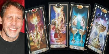 Sunday, June 23 2-6 p.m. Tarot Reading with Carl Young at Ipso Facto tickets
