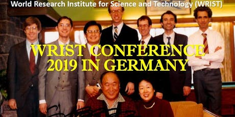 WRIST Conference 2019 in Germany tickets