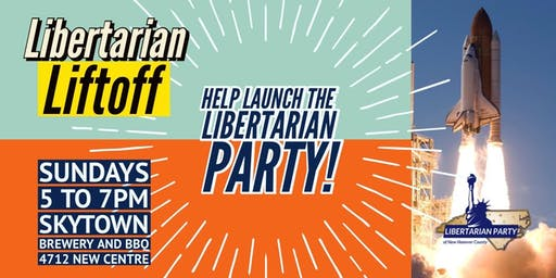 Libertarian Party of New Hanover County Weekly Meetup
