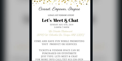 Let's Meet & Chat
