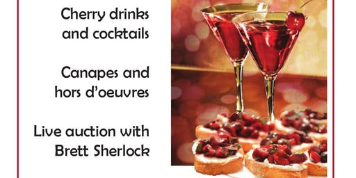 Our Cherise Amour  - For Cherry Festival Lovers