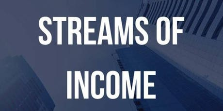8 Streams of Income, 1 Event tickets