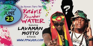 Paint Powder Water - PPW Jam - The Ultimate Triple...