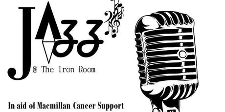 Jazz @ The Iron Room tickets