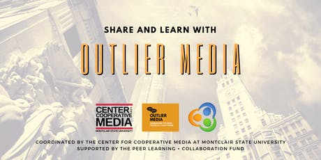 Share + learn about service journalism with Outlier Media tickets