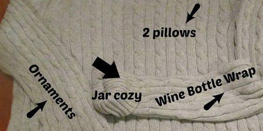Recycle an Old Jumper or Cardi