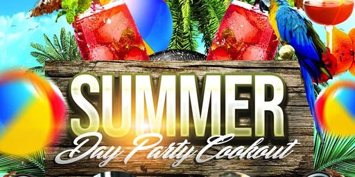 Shades of Kings Ent. Presents Summer Day Party Cookout