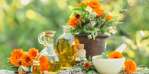 Earlybird Offer - Four Seasons of Herbs over Four Months Workshop Series