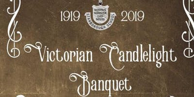 Victorian candlelight banquet