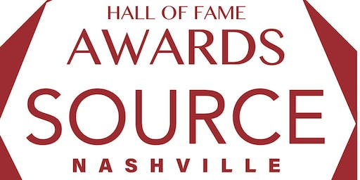 Tickets Now On Sale! 2019 SOURCE Hall of Fame Awards