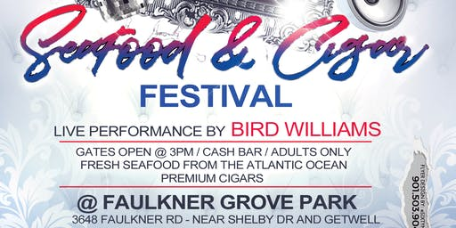 Seafood And Cigar Festival