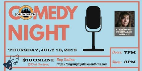Dilworth Laughs - Third Thursdays tickets