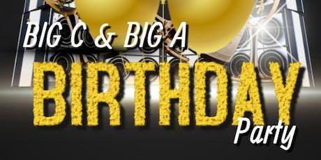 Catch a vibe birthday bash tickets