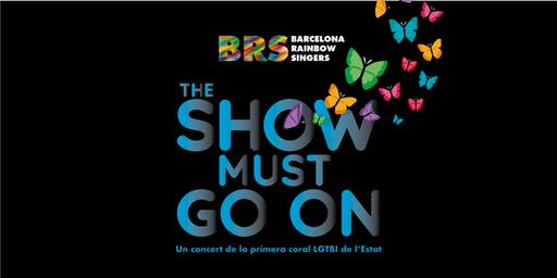 Show Must Go On! de BRS. Benéfico a favor de Fundació Enllaç
