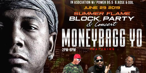 Hot 97.9  Block Party & Concert w/ MONEY BAGG YO-Fabo-LUKE Nasty