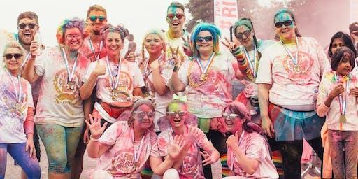 Fundraising event: Colour Run