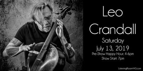 Leo Crandall at The Listening Room at 443 tickets