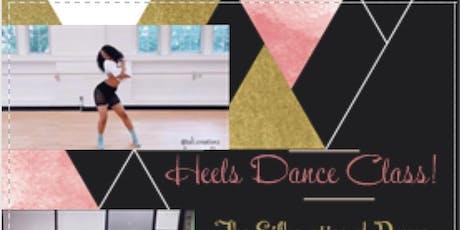 Tali Creationz heels class tickets