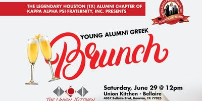 Young Alumni Greek Brunch
