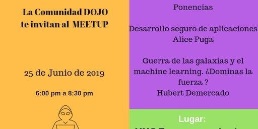 Comunidad DOJO - Meetup 25 de Junio - 6:00pm.
