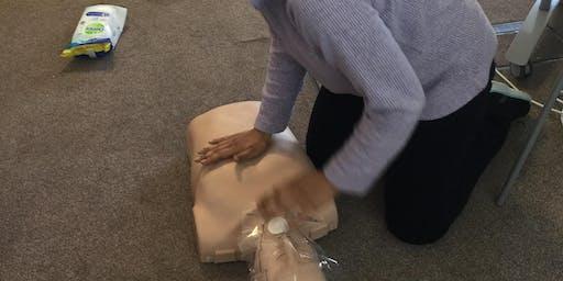 Emergency First Aid at Work / Emergency Paediatric First Aid