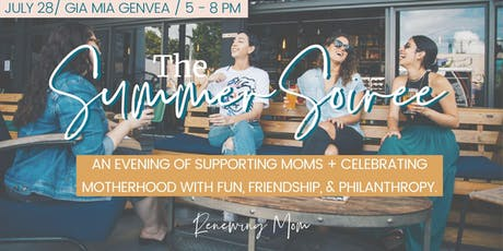 Renewing Mom - The Summer Soiree tickets