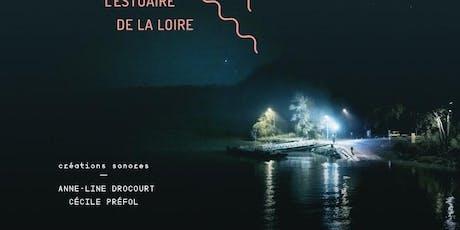 Vernissage de l'exposition Des Rives - Voyage dans l'estuaire de la Loire billets