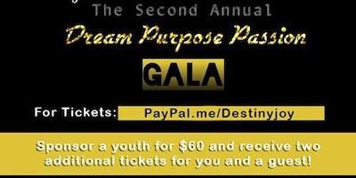 Dream Purpose Passion Gala