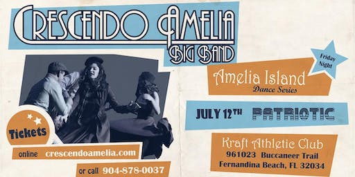Amelia Island Dance Series with Crescendo Amelia