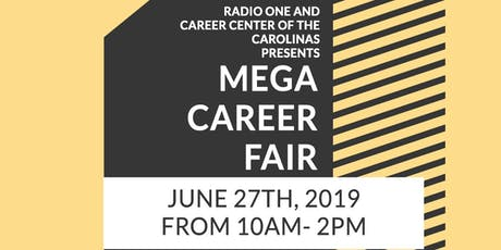 MEGA Career Fair and Networking Event! Charlotte, NC tickets