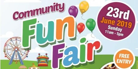 Bolton Community Fun Fair Event tickets